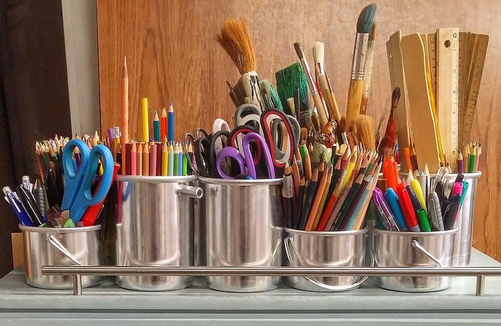 Manualidades y colores