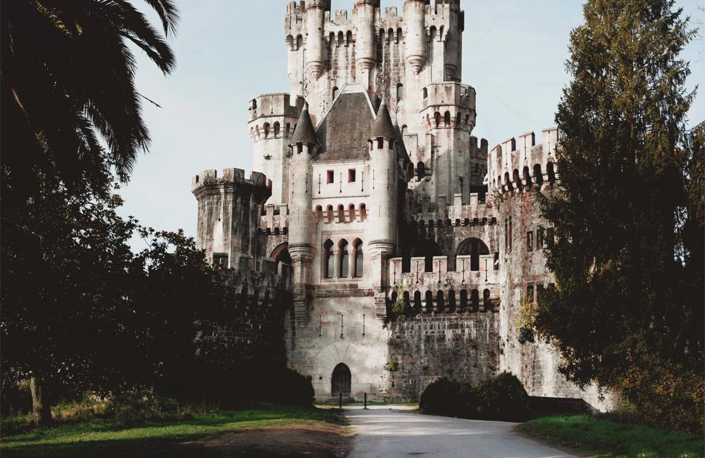 Los castillos más bonitos del País Vasco