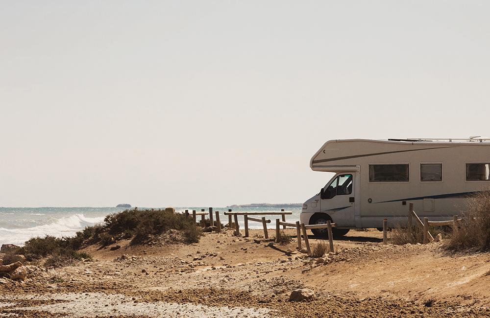 Ruta en caravana por la costa vizcaína