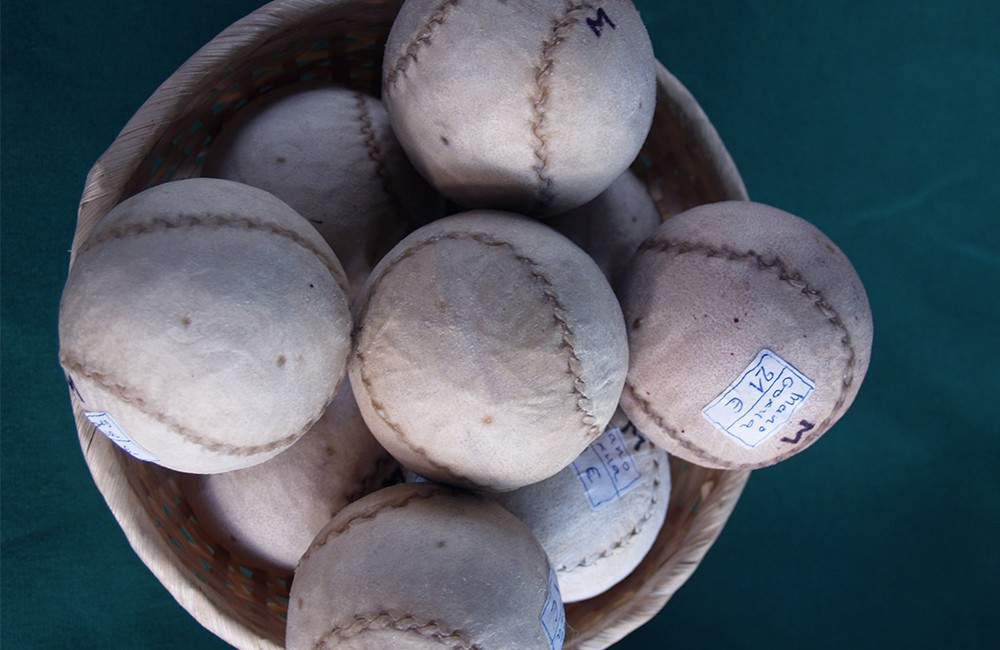 El origen de la pelota vasca
