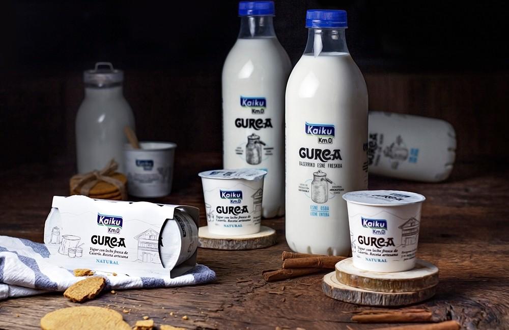 Gurea ¿Por qué elegimos la leche fresca?