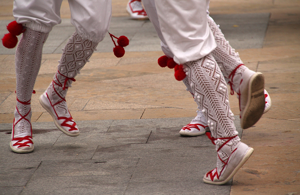 El aurresku, el baile vasco más tradicional