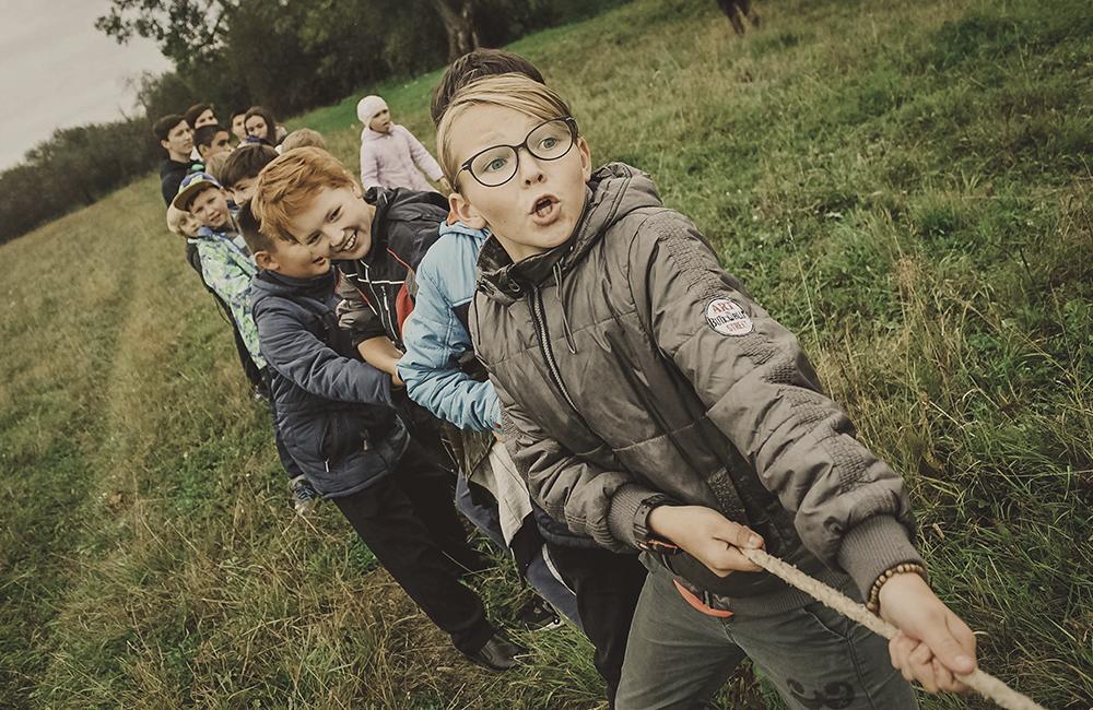 Juegos tradicionales para niños